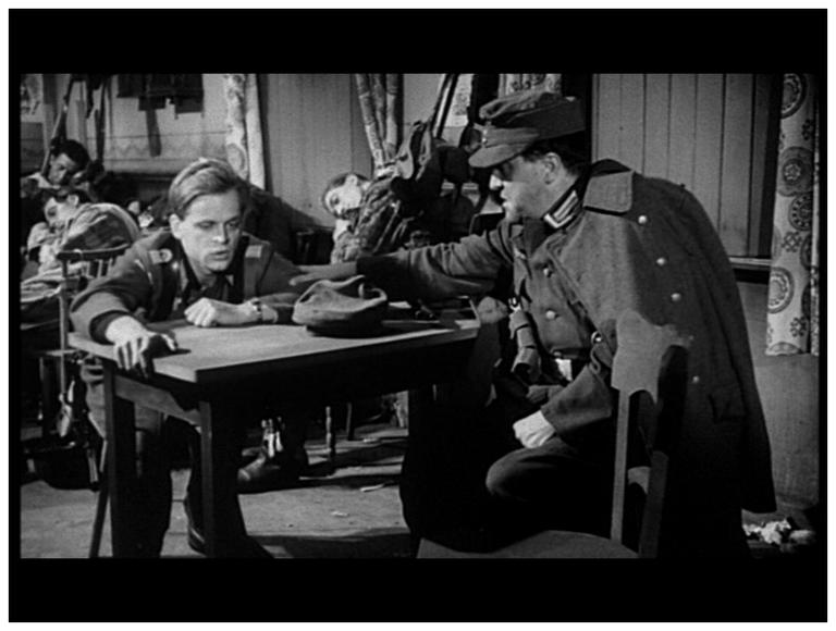 cinephiliac moment: Kinder, Mütter und ein General (Laslo Benedek, DE 1955), Werner Herzog