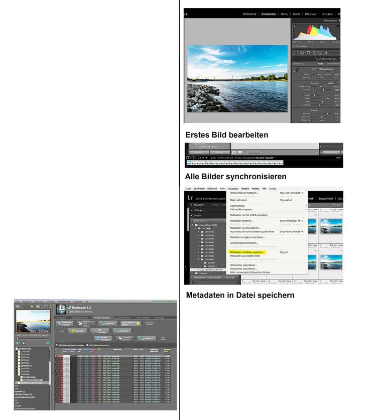 Zeitraffer mit LRTimelapse 4 und Lightroom 5 - fotografische Seiten