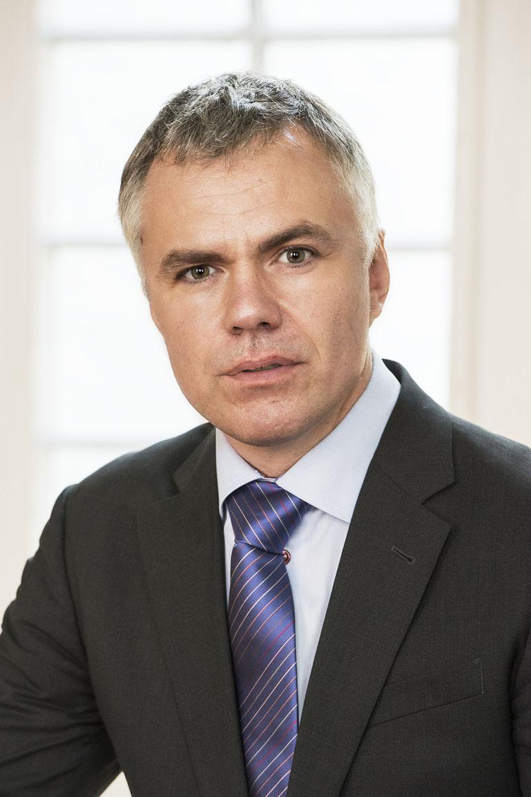 Carlos Villaro Lassen, Geschäftsführer des Dänischen Ferienhausverbands. Foto: PR