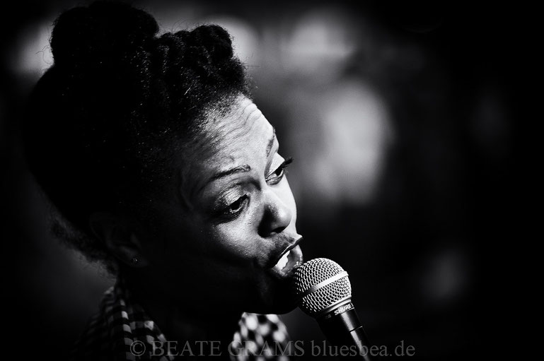Bonita & The Blues Shakes © 15.07.2019 BEATE GRAMS