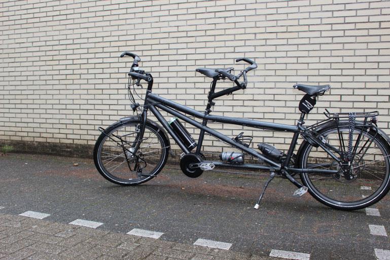ebike kit van Fiets Ombouwcentrum Nederland