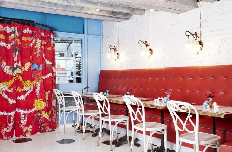 6 Дизайн кондитерских, кафе, ресторанов Москва tur4enko.com