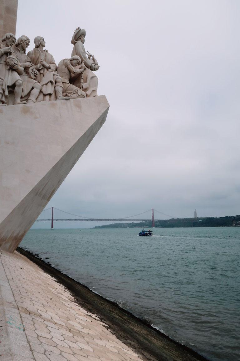 Padrao dos Descobrimentos - Denkmal der Entdeckungen