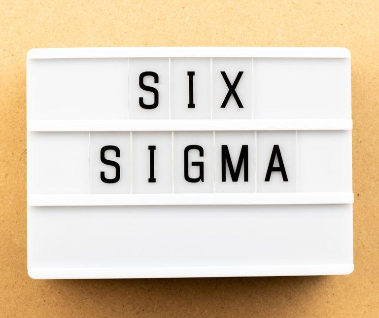 Ausbildung Six Sigma