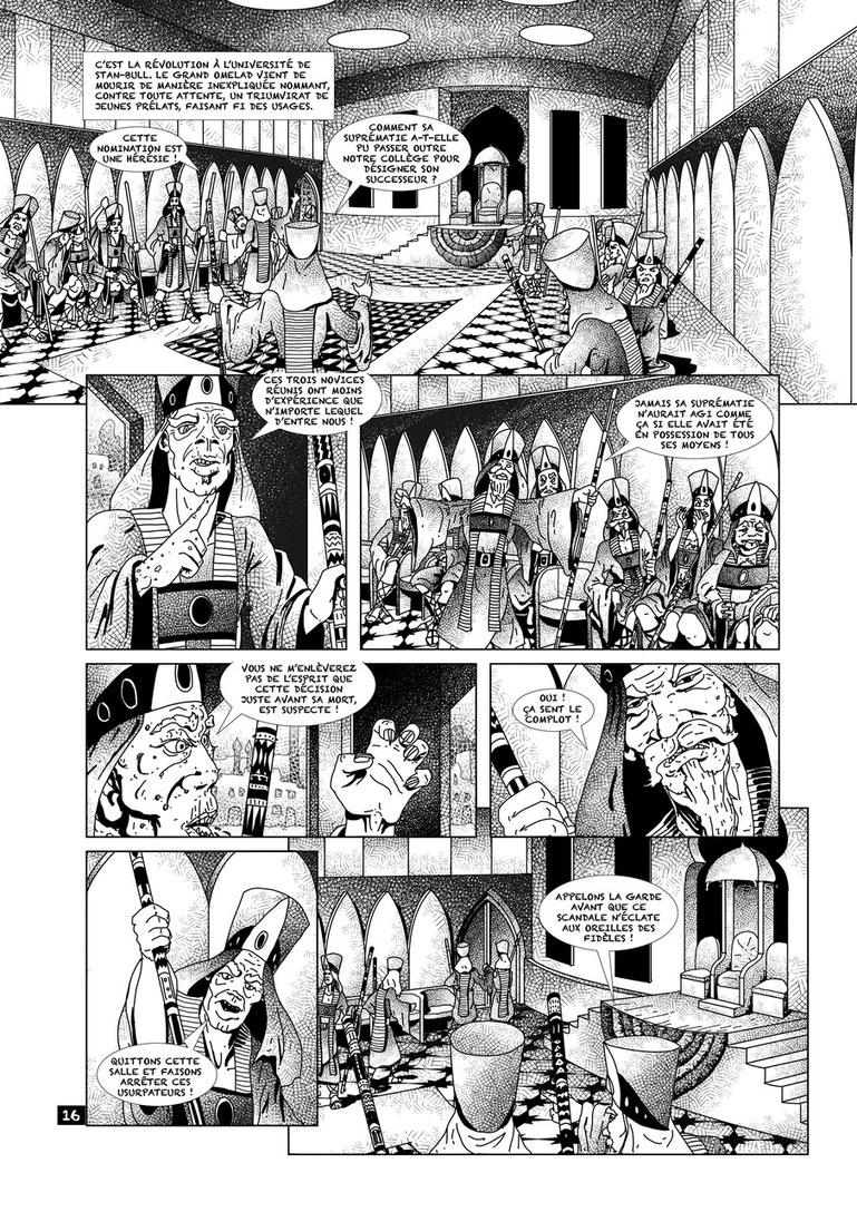 MALOTRUF - L'ÉTOILE MIRACULEUSE 4 - P16