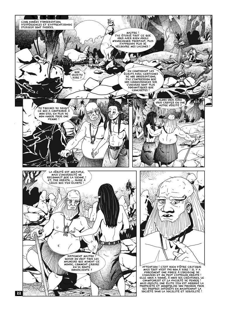 MALOTRUF - L'ÉTOILE MIRACULEUSE 4 - P22