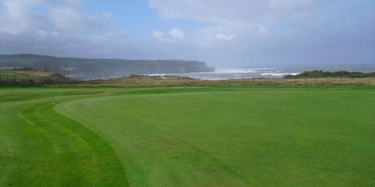 Golfplatz in Schottland