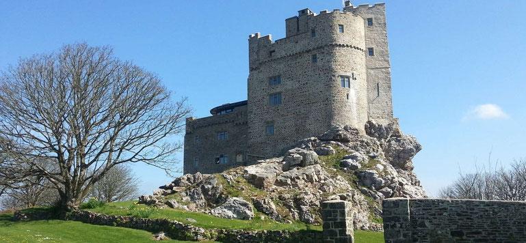 Burg in Wales