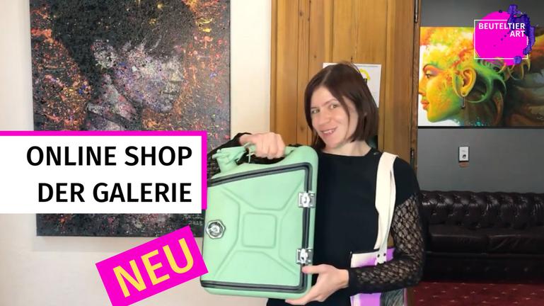 Online Shop der Galerie - Kunst online kaufen