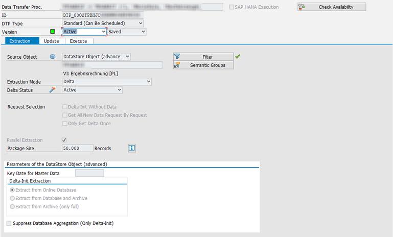 SAP BW DTP Filter with Routine - reyemsaibot