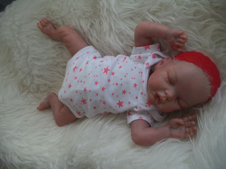 'ADELYNN'  Emily Jameson reborn baby