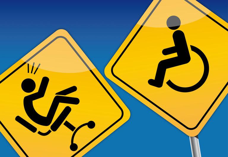 Berufsunfähigkeit  Wie komme ich an meine BU-Rente? Policenschreck Versicherungen Rüsselsheim Versicherungsmakler