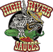 High river Sauces - Capsicums.fr