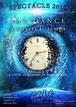 Affiche Sab'Dance à travers le temps   © CDR REALISATION