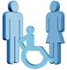 Auswirkung der Huntington-Krankheit / Chorea Huntington auf die Familie
