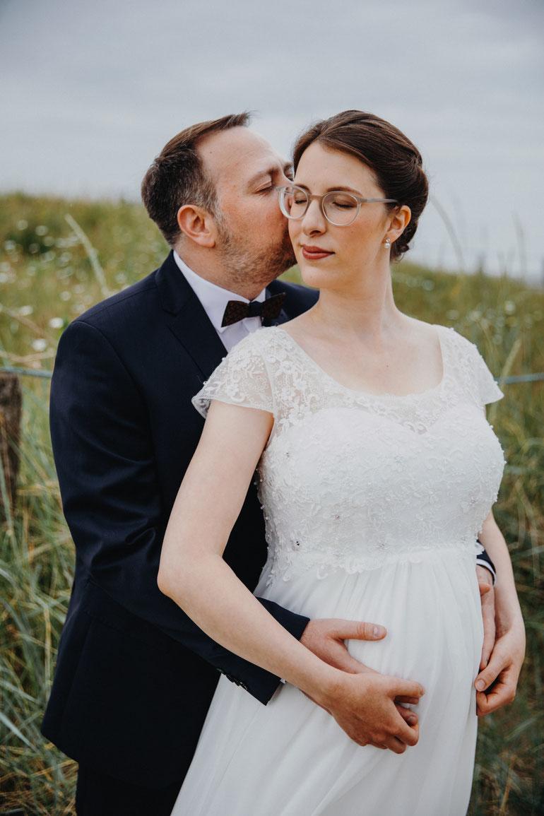 Hochzeitsfotograf in Sankt Peter Ording an der Nordsee.