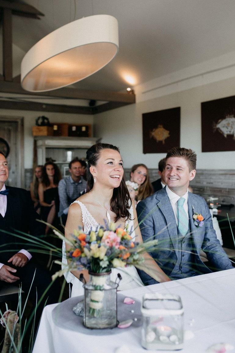 Heiraten in Sankt Peter Ording. Hochzeitsfotograf in Schleswig-Holstein.