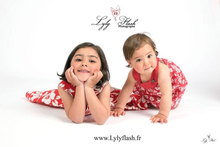 photographe enfant et bébé dans le var