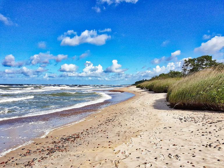 Long distance hiking trail _ The Baltic Sea Path _ Latvia _ ESCAPERIES