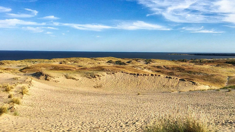 Long distance hiking trail _ The Baltic Sea Path _ Lithuania _ ESCAPERIES