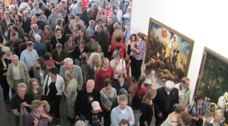 DUCKOMENTA Ausstellung