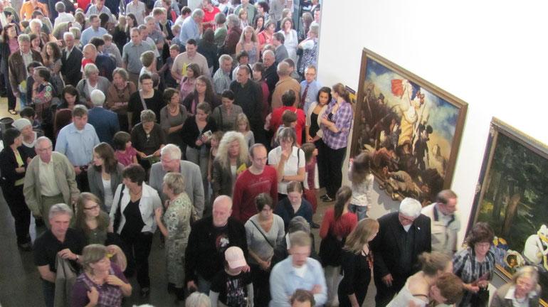 DUCKOMENTA Exhibition