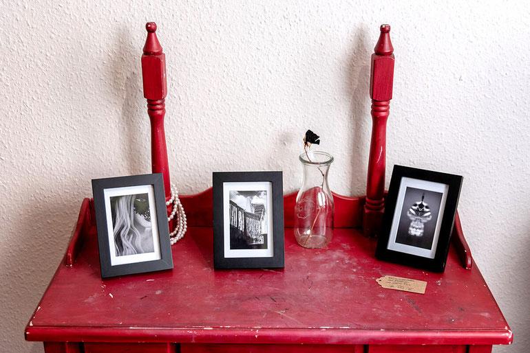 kleine Bilder - für sie findest du immer einen Platz - Foto und Bilder von Jea Pics