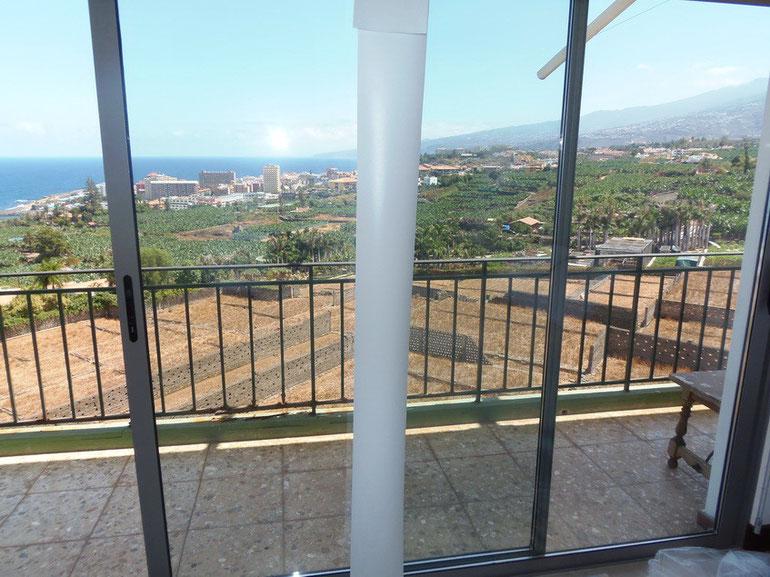 Balkon Elternschlafzimmer