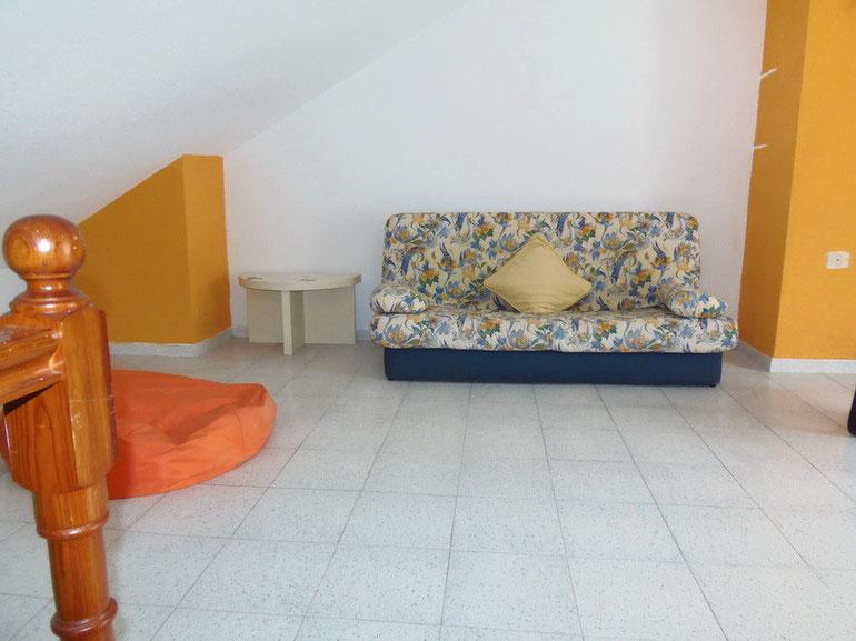 obere Etage - Raum mit 40qm