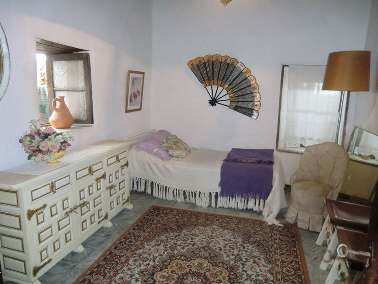 Gästezimmer im kanarischen Still