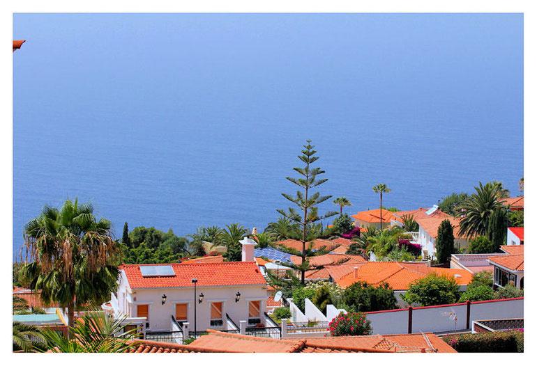 Meerblick vom Chalet in El Sauzal, eine einmalige Kauf möglichkeit