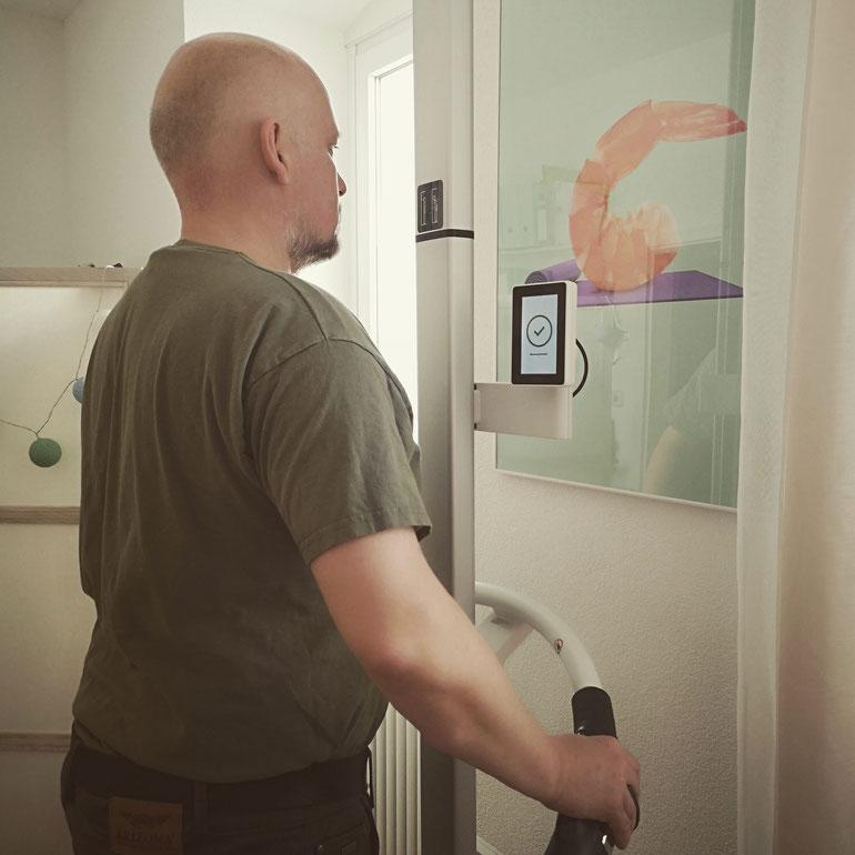 Im Rahmen Ihrer Ernährungstherapie erhalten Sie eine medizinisch validierte Messung Ihrer Körperzusammensetzung.