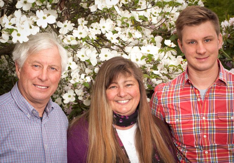 Familie Hödl-Fink von Hödl Gartengestaltung