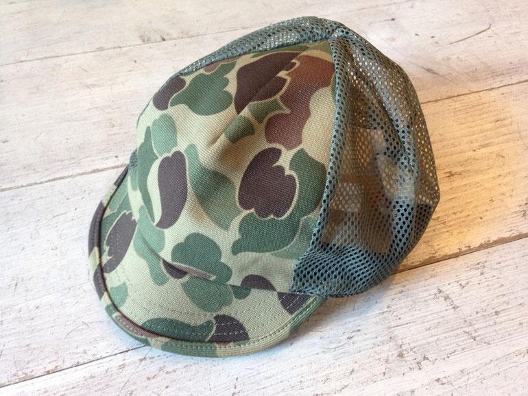velo spica(ヴェロスピカ)Camo Mesh Cap(Limited) ¥4,104(税込)