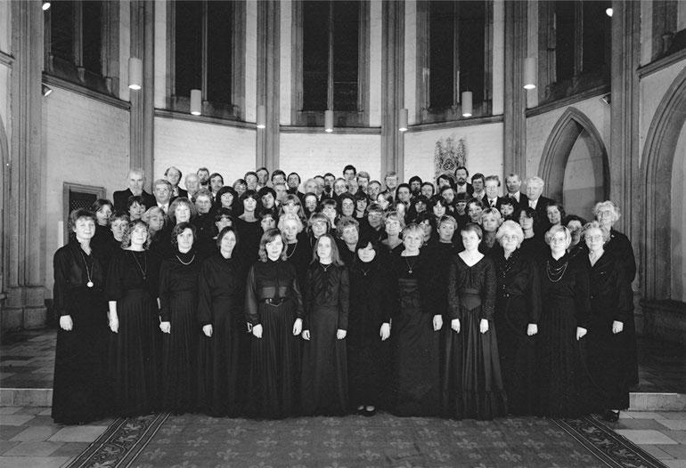 der Chor 1984