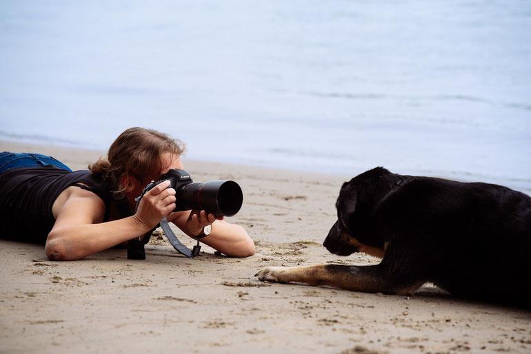 die beiden Bilder machte die liebe Kollegin Iva Gabelica Fotografie
