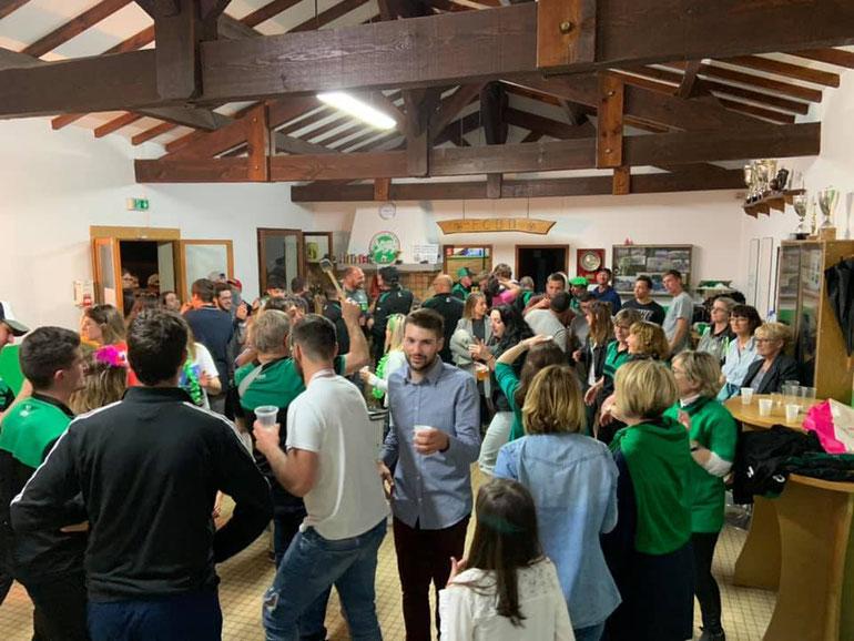 En mai dernier, la soirée organisée par le FCBB à destination du hand avait rassemblé plus de 150 personnes.