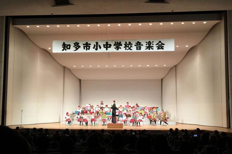 知多市小中学校音楽祭