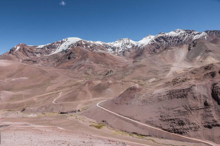 Cerro Tabado 5.024 m