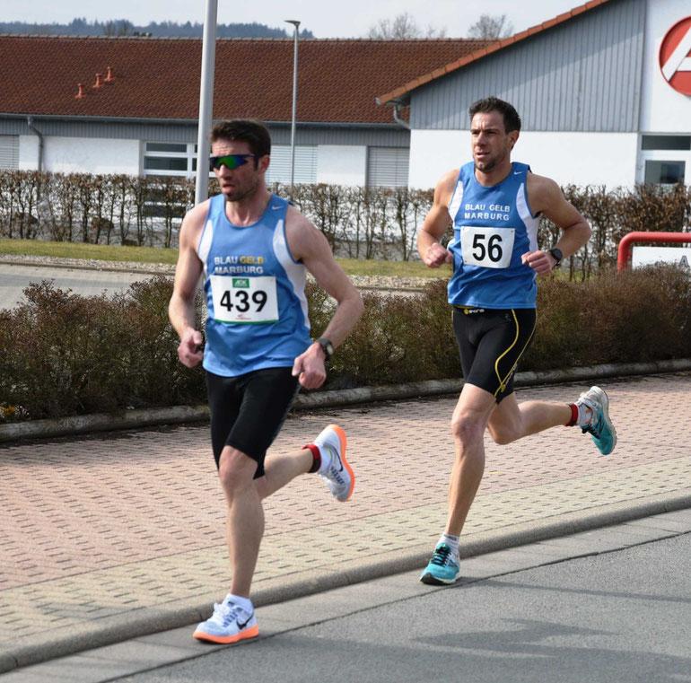 Lars Siegmund und Sebastian Schaake, Foto H. Schaake