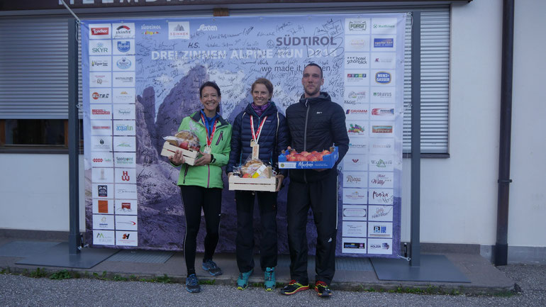 Dorothee Rogosch, Monika Pletzer und Micha Thomas