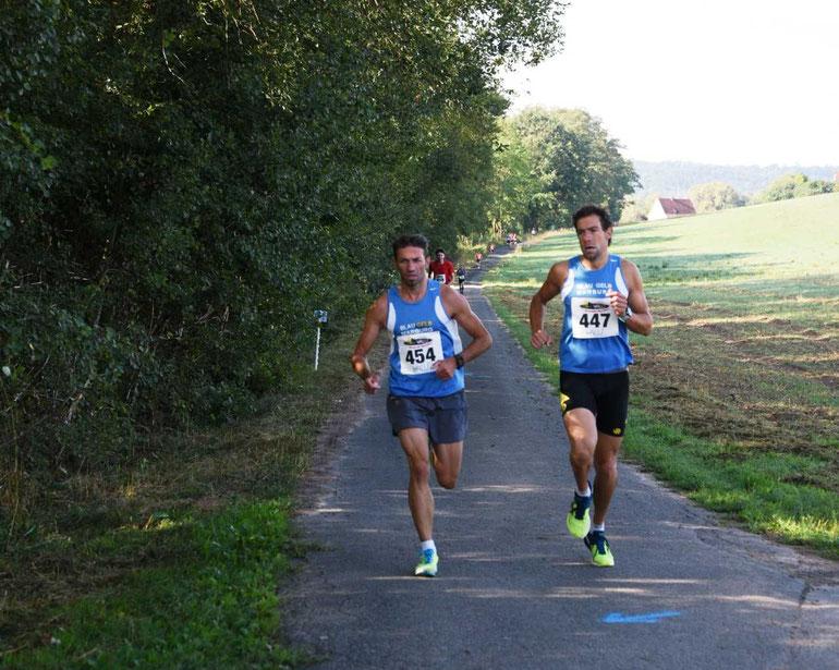 Lars Siegmund und Sebastian Schaake FOTO:H.Schaake
