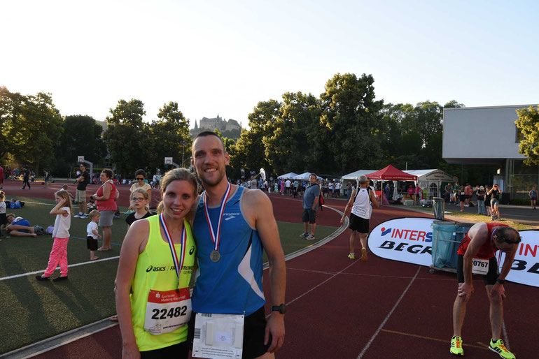 Anna Starostzik und Micha Thomas, Foto: H. Schaake