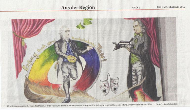 Ostthüringer Zeitung Gera