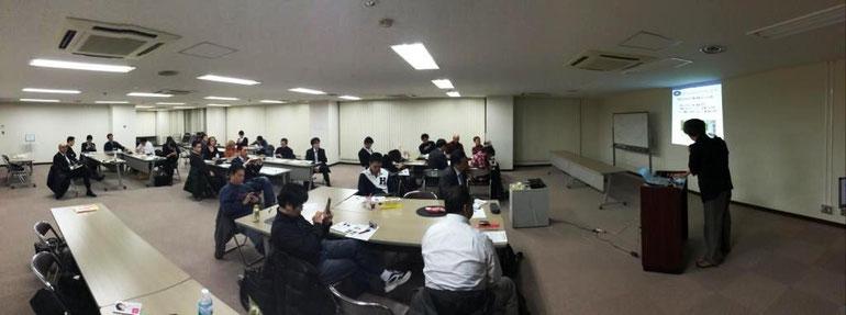 加藤隆さんのセミナー