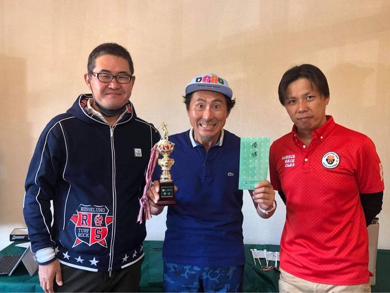 第6回オーナーズゴルフクラブの優勝者は、清水 徹さんでした