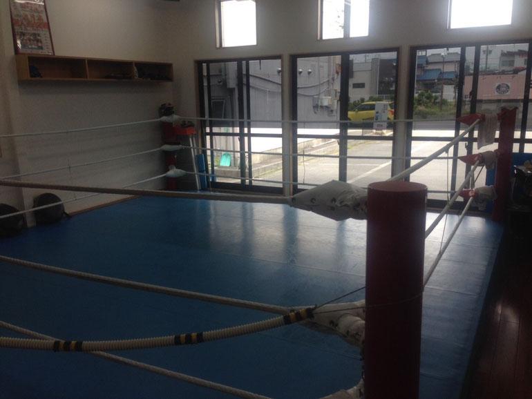 【江南ボクシングジム】一宮、岩倉、各務原、大口町、扶桑町から通える江南市内のスポーツジム