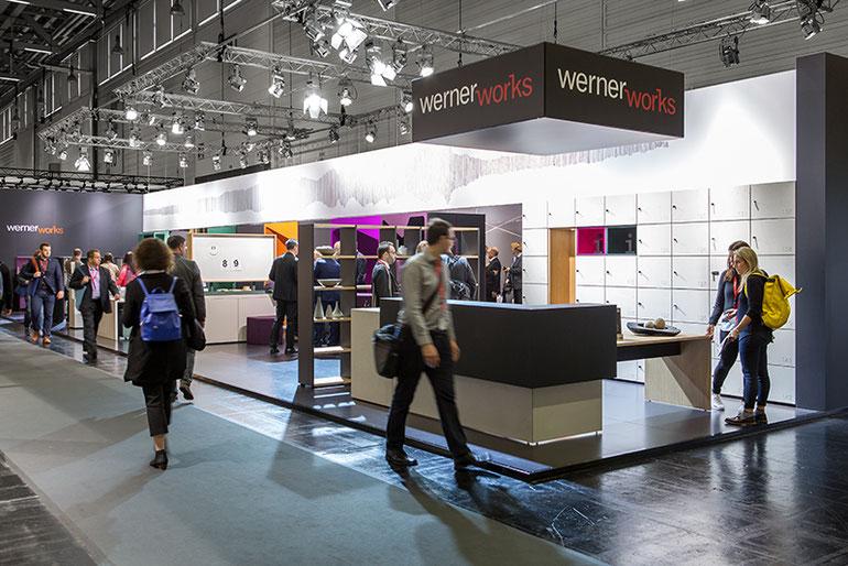 Orgatec 2018 werner works
