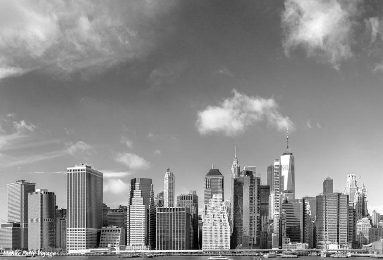 Skyline, New York