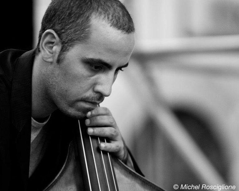 Michel Rosciglione, Contrebassiste, Jazz manouche, Volver events